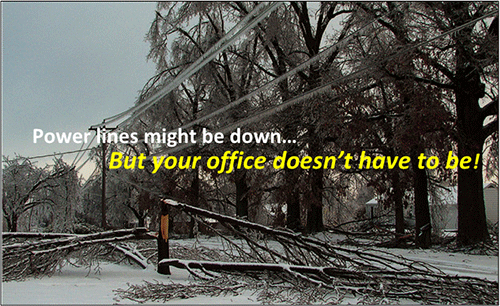 Call Centers Can Help During Winter Emergencies